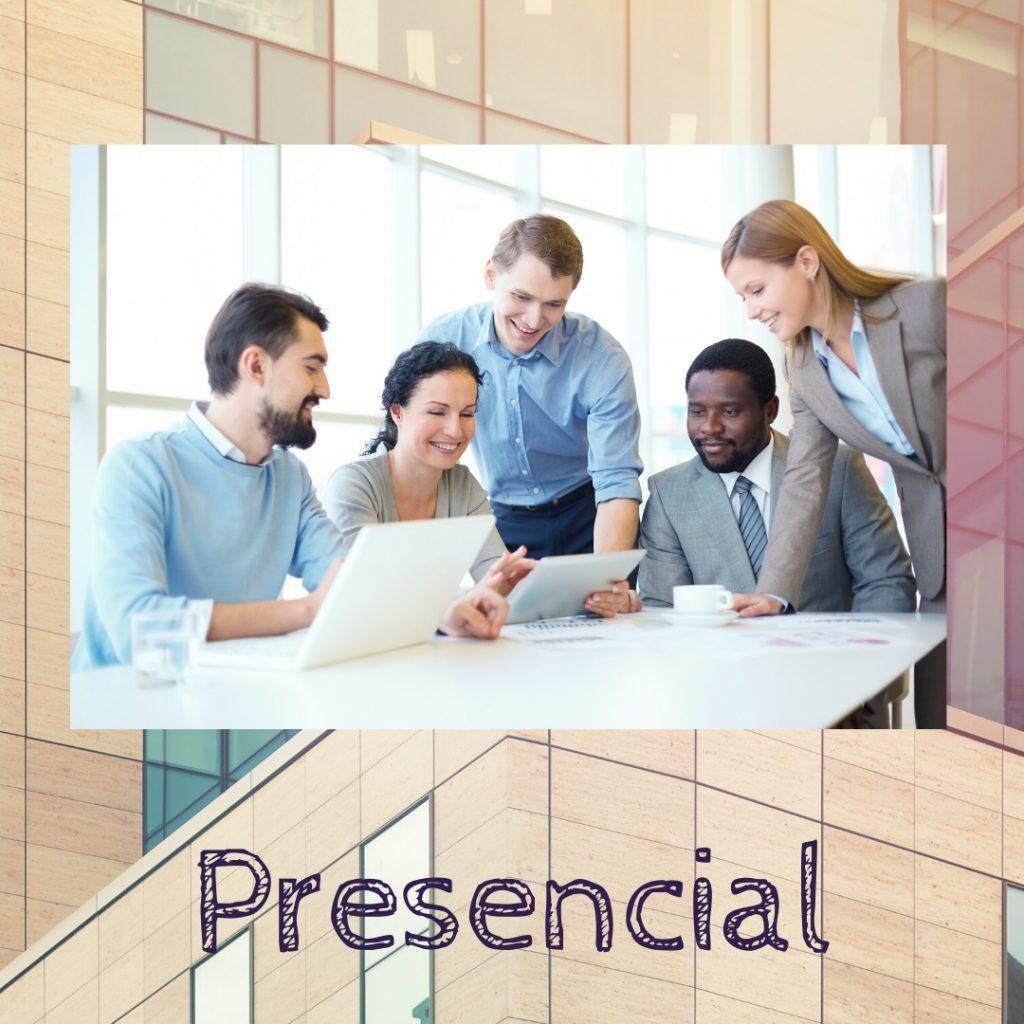 REUNIÃO PRESENCIAL
